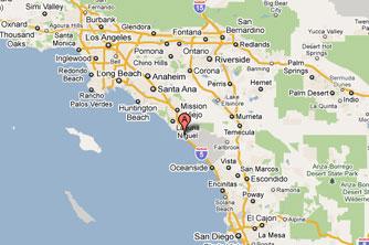 San Clemente California Beach San Diego Sunshine Surf West Coast
